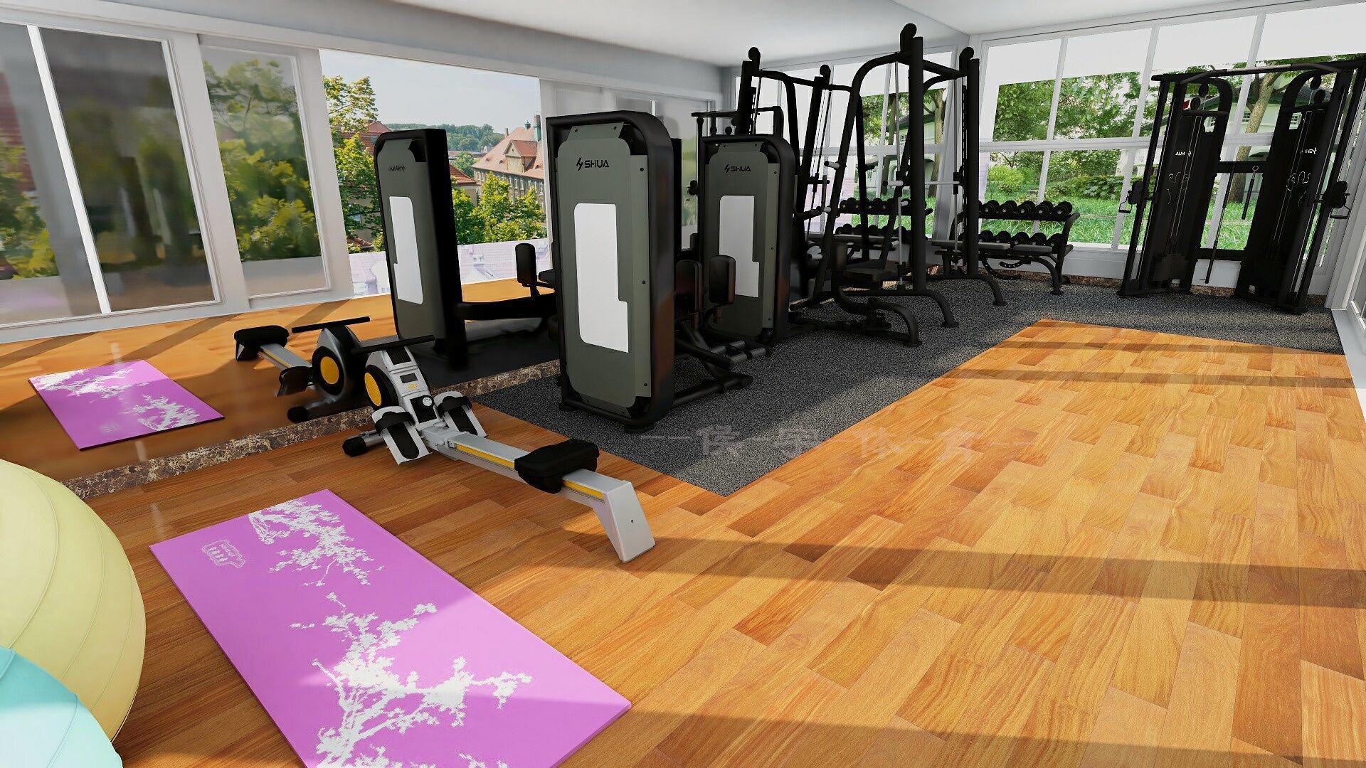 健身器材店_企业单位健身房业务\